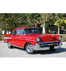 Chevrolet bel air hardtop 1957