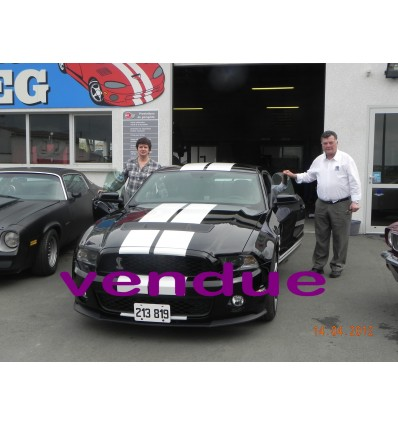 Shelby GT500 - 2012