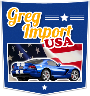 Greg Import USA
